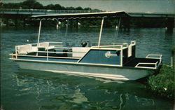 Greenlee Pontoon Boats Postcard