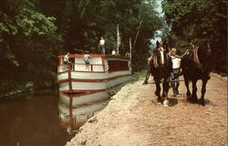 "Canal Boat ""Monticello II"""