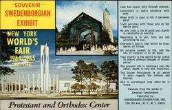 Souvenir Swedenborgian Exhibit, New York World's Fair