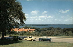 University of Wisconsin - Lake Mendota with Picnic Point
