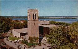 University of Wisconsin - Carillon Tower, Social Science Building, Picnic Point, Lake Mendota
