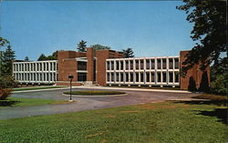 Huebner Hall Postcard