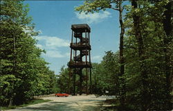 Eagle Tower, Peninsula State Park