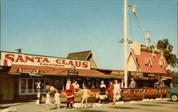 View of Santa Claus, California