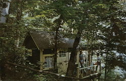 Chanterwood - Cabin in Deep Woods at Hide-Away Resort