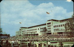 Monmouth Park - Grandstand