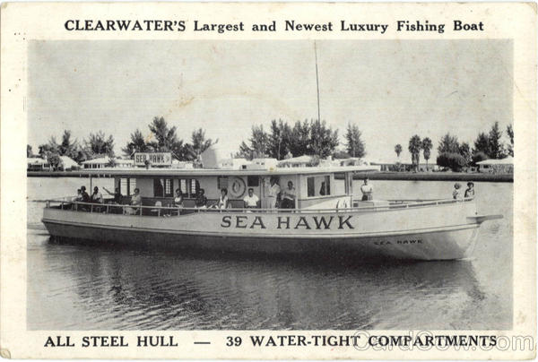 Clearwater's Largest And Newest Luxury Fishing Boat Florida