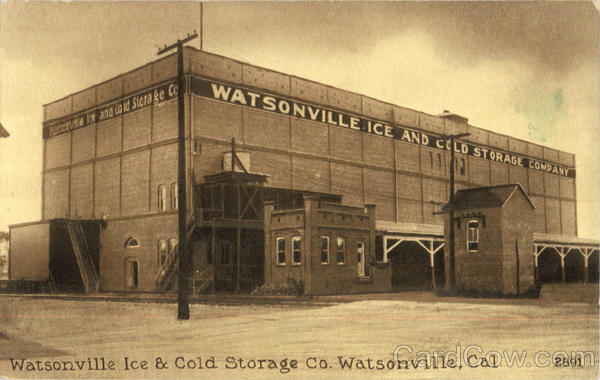 Watsonville Ice & Cold Storage Co California