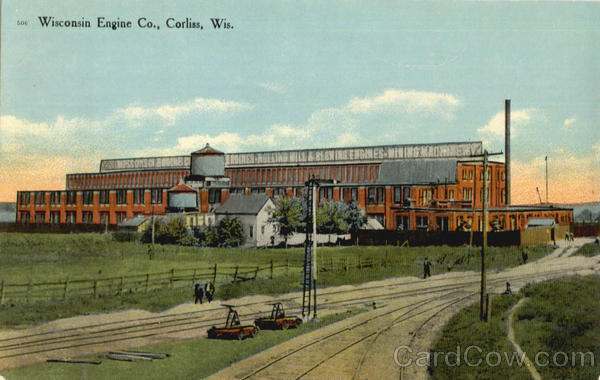 Wisconsin Engine Co. Corliss