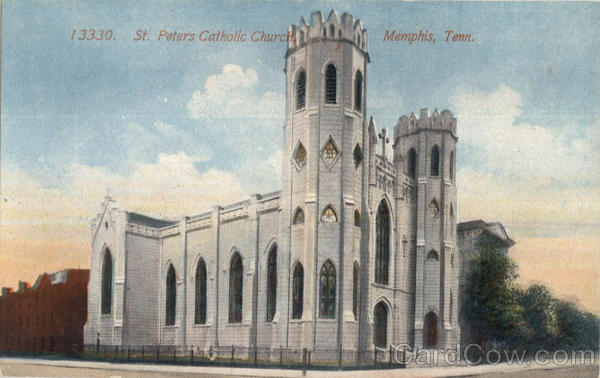 St. Peters Catholic Church Memphis Tennessee
