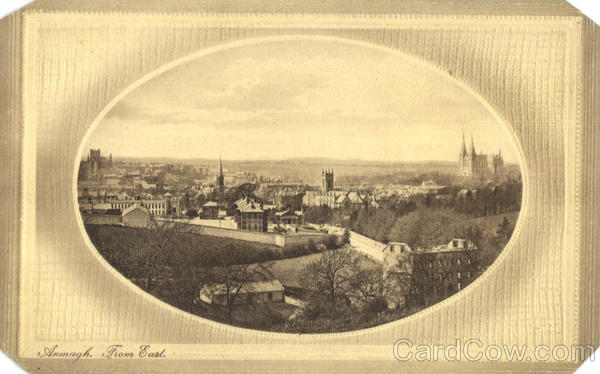 Armagh From East UK
