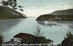 The Albany Going Through The Highlands