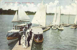 Regatta, Lac La Belle