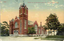First M. E. Church South