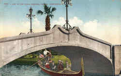 One Of The Canal Bridges