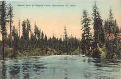 Weiser River At Payette Lakes