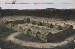 Kentucky's First Fort, Boonesborough