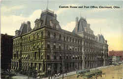 Custom House And Post Office