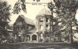 Baldwin Cottage, Oberlin College