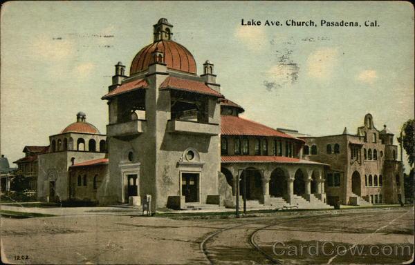 Lake Avenue Pasadena Ca Restaurants