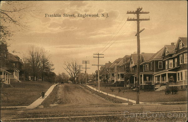 Franklin Street Englewood New Jersey