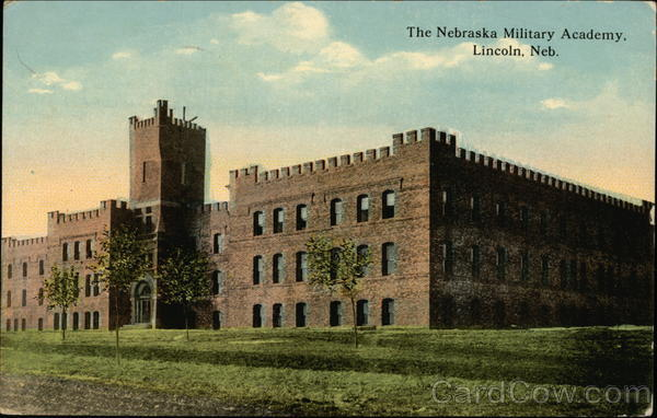The Nebraska Military Academy Lincoln Ne