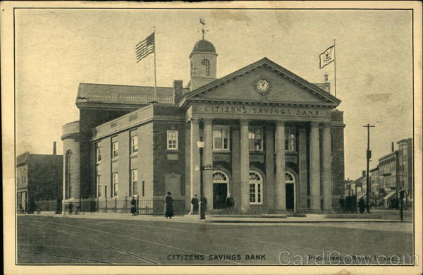 Citizens Savings Bank Providence Rhode Island