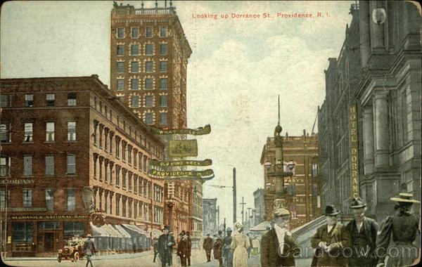 Looking up dorrance street providence ri for T shirt printing providence ri
