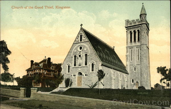 Church of the Good Thief Kingston Canada Ontario