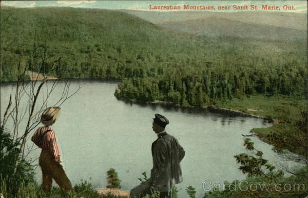 Laurentian Mountains, Near Sault St. Marie Canada Ontario