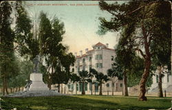 McKinley Monument and Grounds