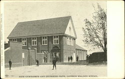 Saffron Walden School - New Gymnasium and Swimming Bath