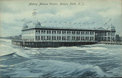 Asbury Avenue Casino View from the Water