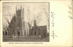 Second Presbyterian Church in Germantown