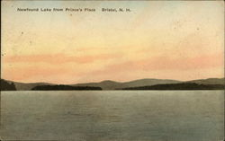 Newfound Lake from Prince's Place