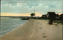 Chapin Cottage Postcard