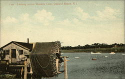 Looking Across Warwick Cove Postcard