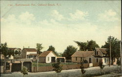 Buttonwoods Avenue Postcard