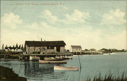 Miller's Fish House Postcard