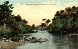 Head of the Pettaquamscutt River