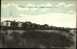 Village at Sandy Cove Postcard