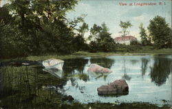 View of Pond at Longmeadow