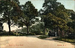 Bend in Ferry Road