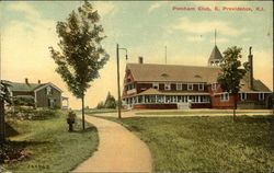 Pomham Club and Grounds
