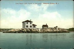 Lime Rock Light, Home of Ida Lewis