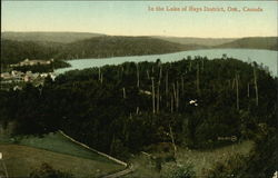 In the Lake of Bays District
