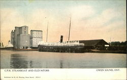 CPR Steamboat and Elevators