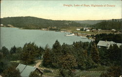 Dwight, Lake of Bays, Highlands of Ontario