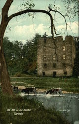 Old Mill on the Humber