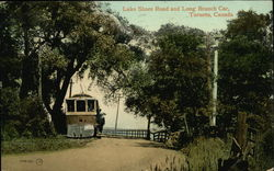 Lake Shore Road and Long Branch Car